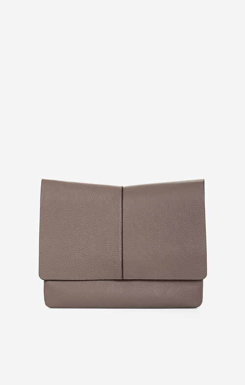 Brette Leather Cross-Body