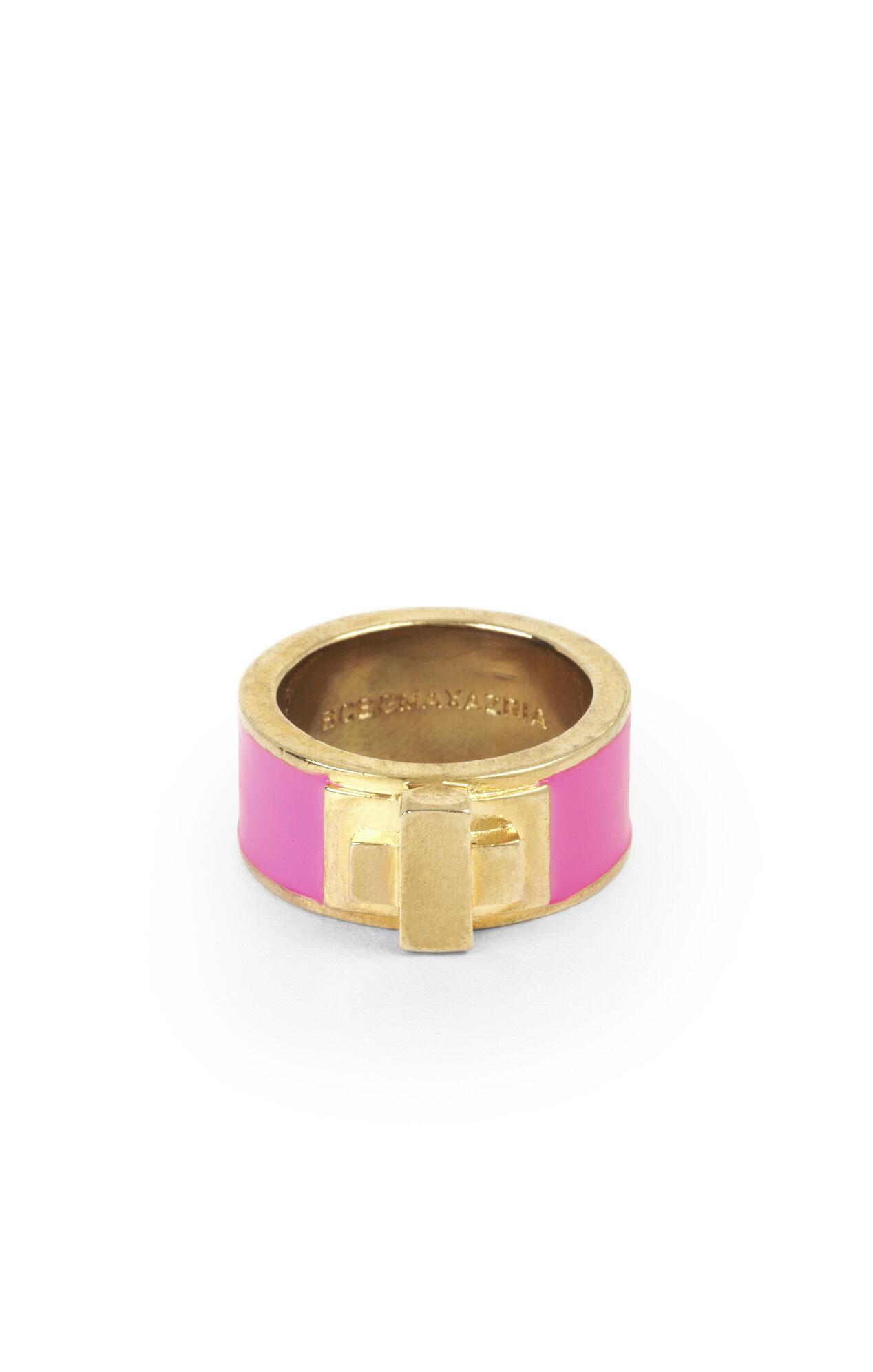 Enamel Turn-Lock Ring