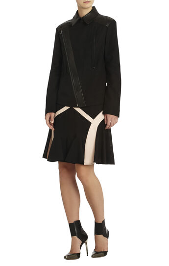 Runway Jada Cross-Strapping Skirt
