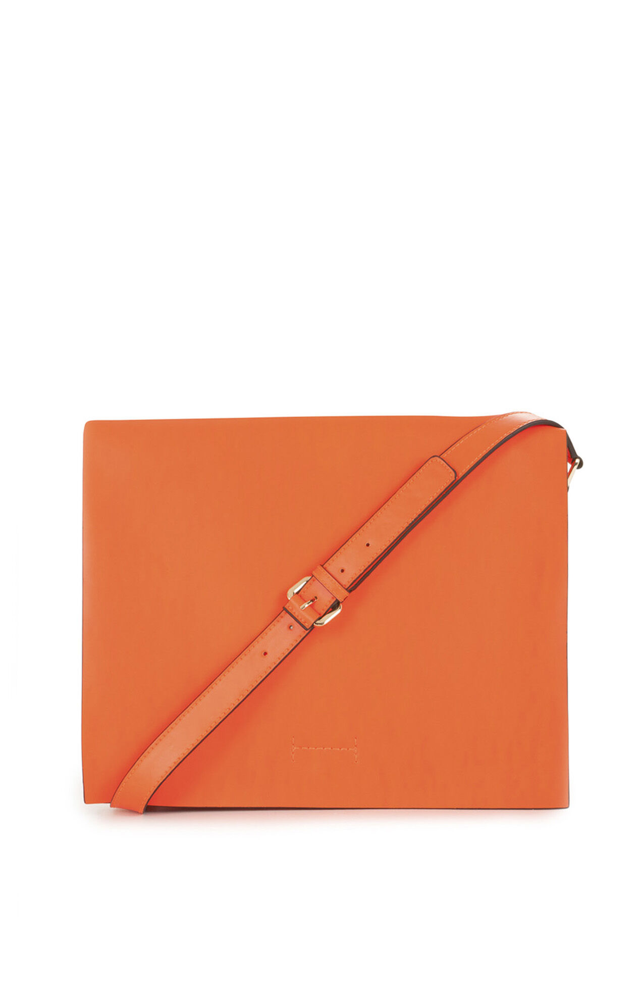Charlize Oversized-Flap Messenger