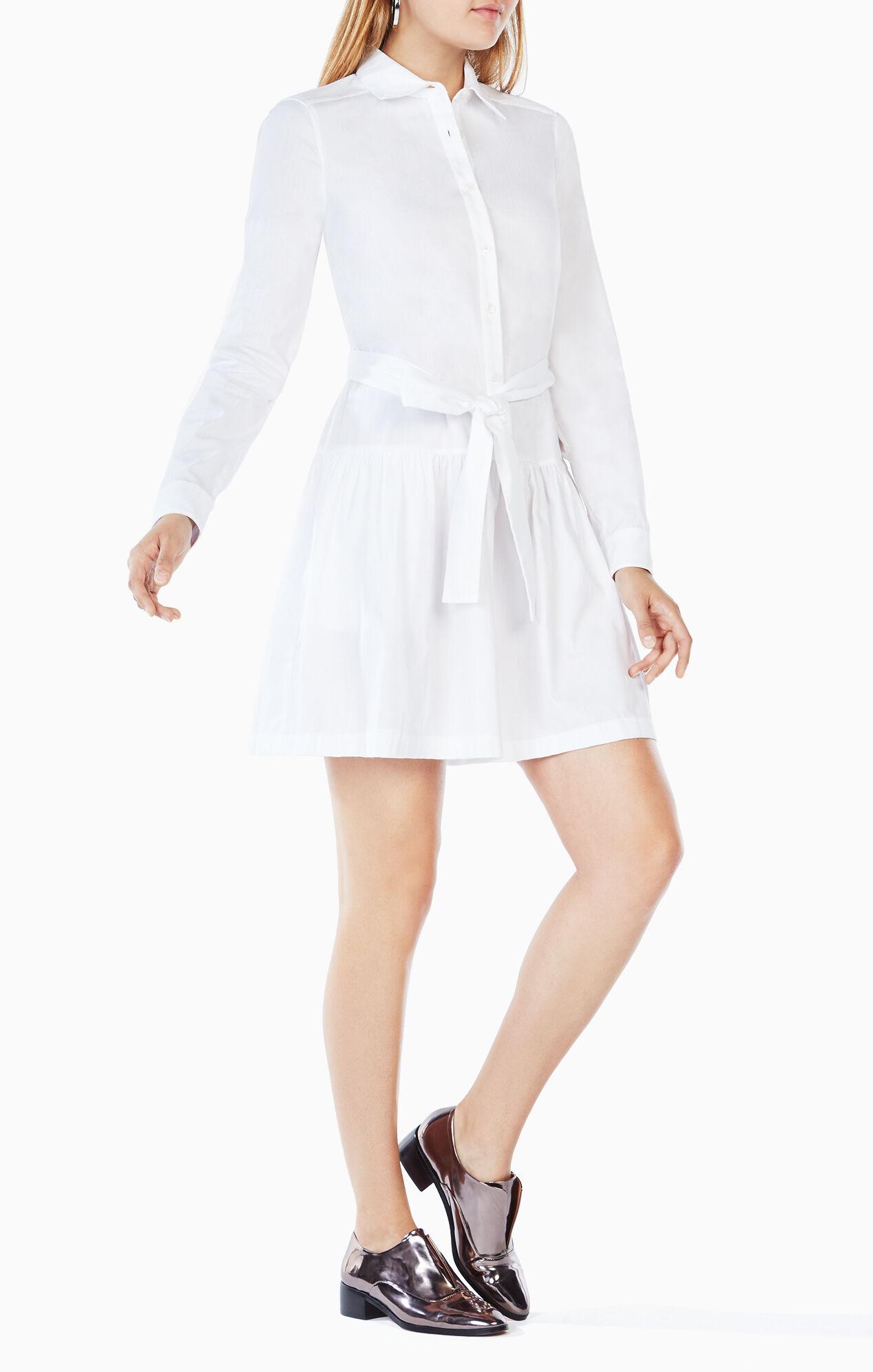 Mariela Shirt Dress