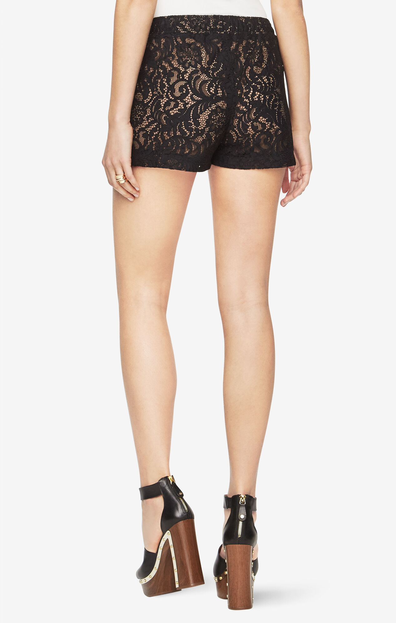 Lilli Lace Short