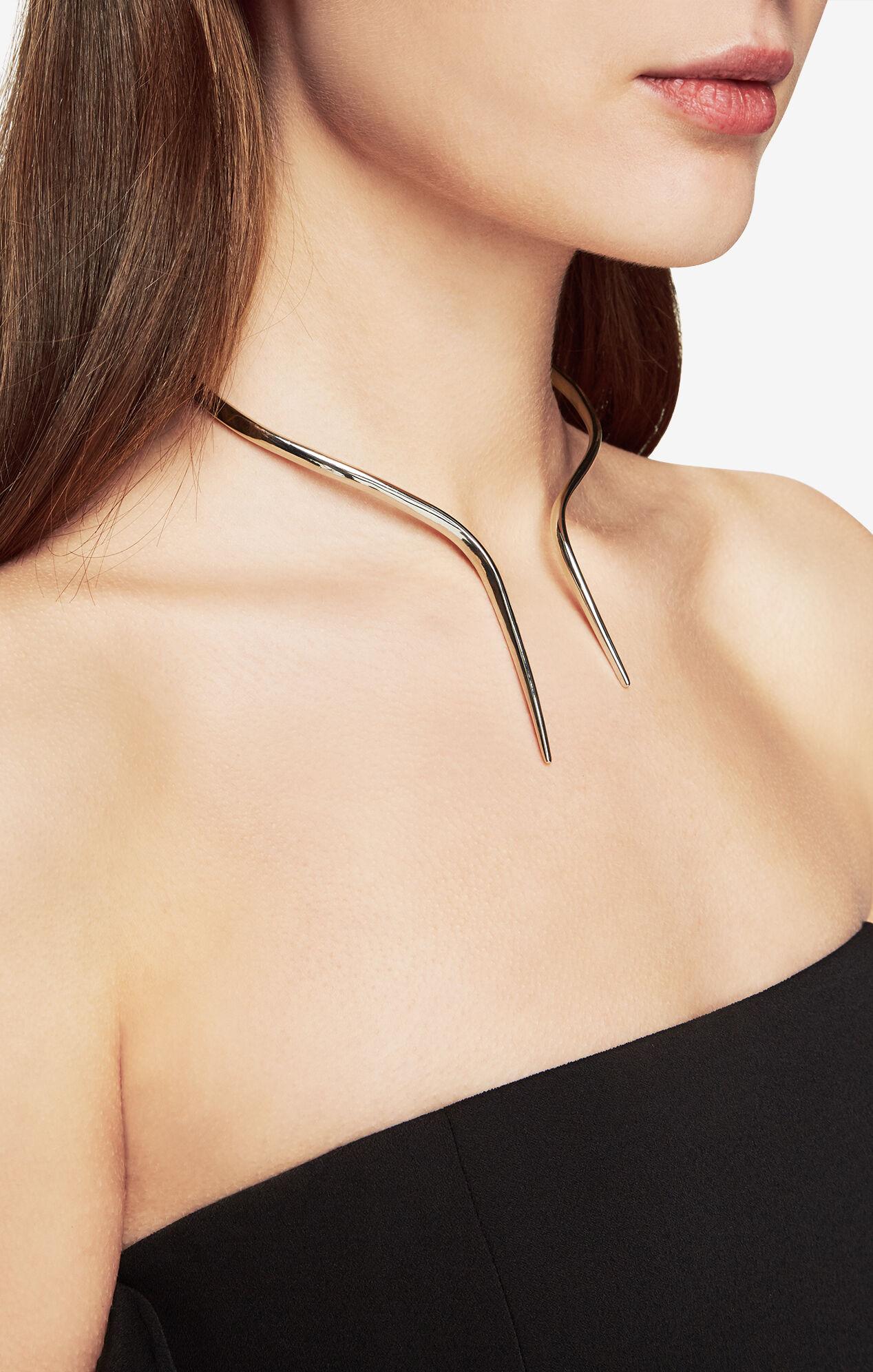 Modern Collar Necklace