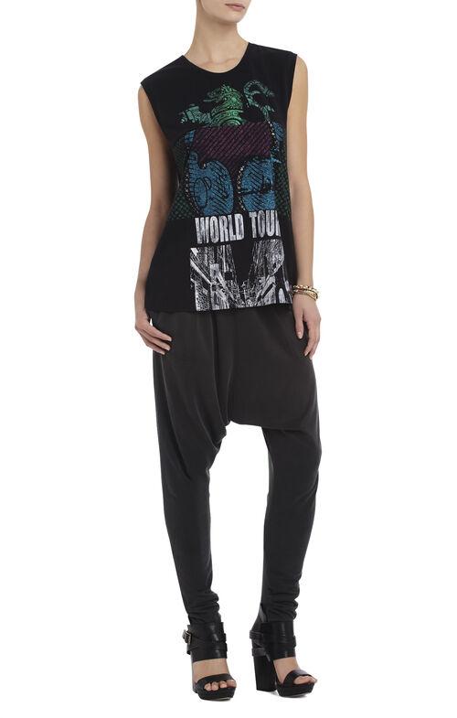 Kya Oversized Muscle T-Shirt