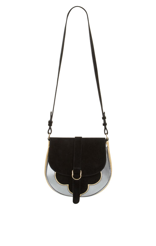 Runway Preslie Saddle Bag