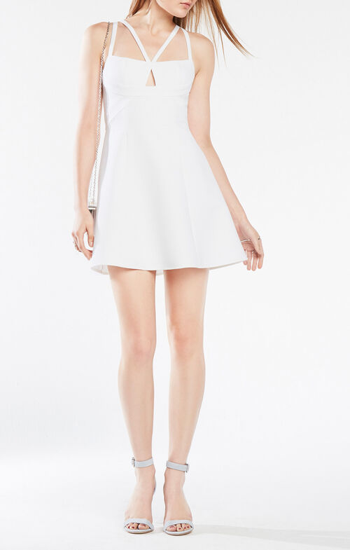 Charlot Double-Strap Dress