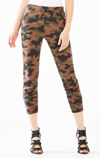Stan Camouflage Pant