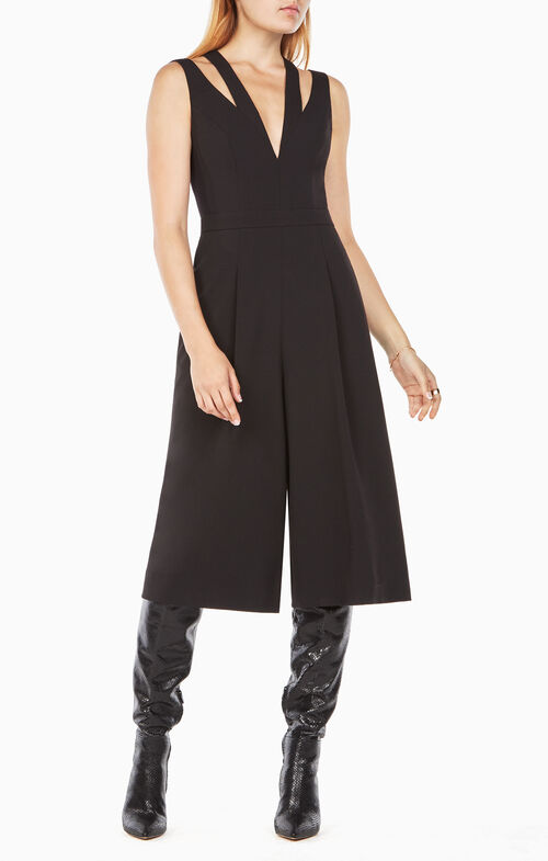 Ellis Cropped Jumpsuit