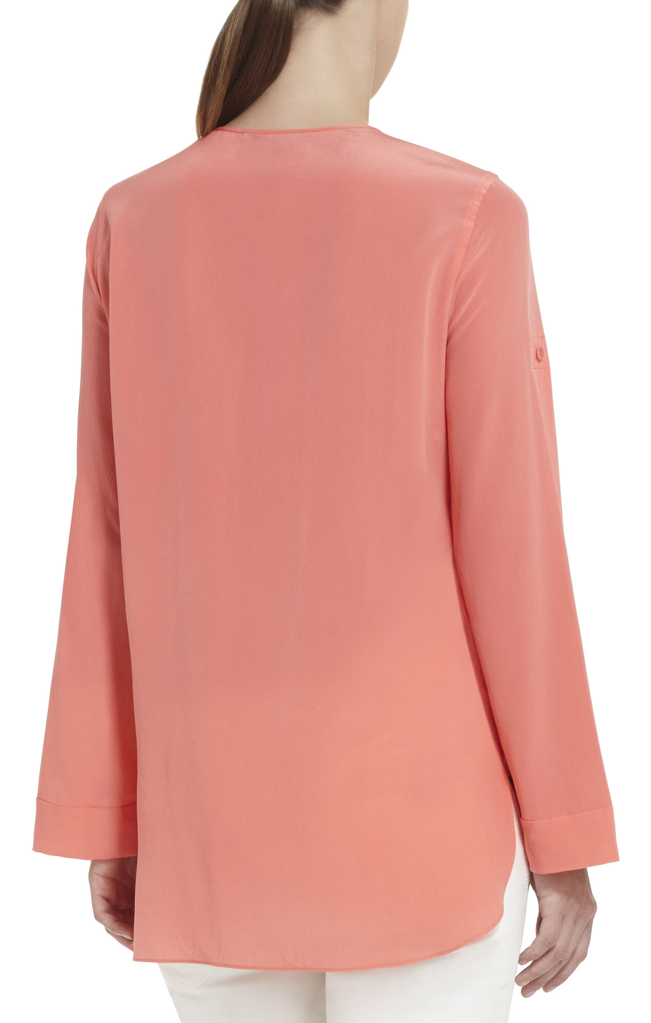 Emmalise Silk Top