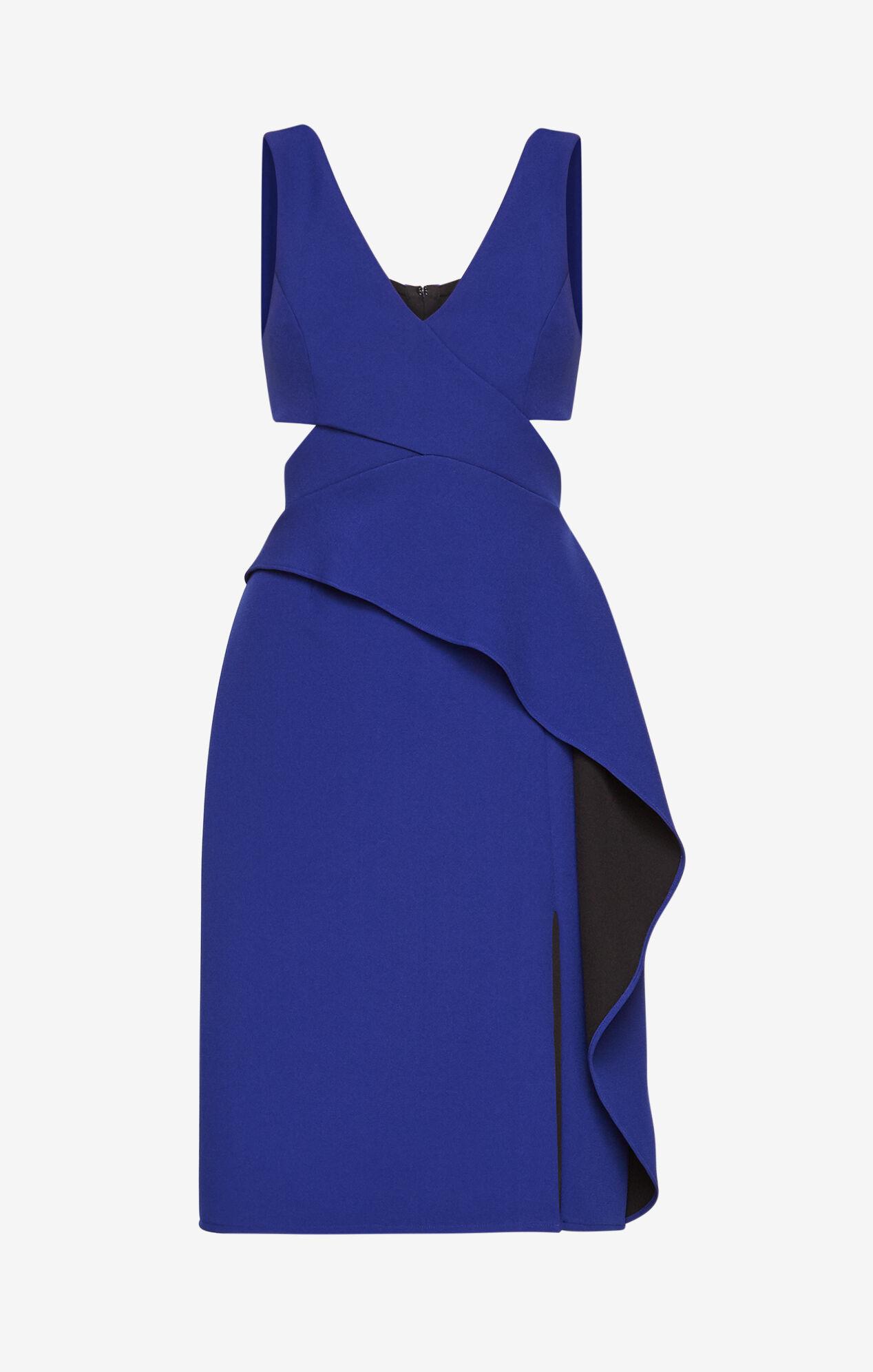 Riya Peplum Dress