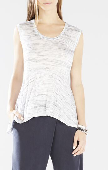 Barbra Sleeveless Top