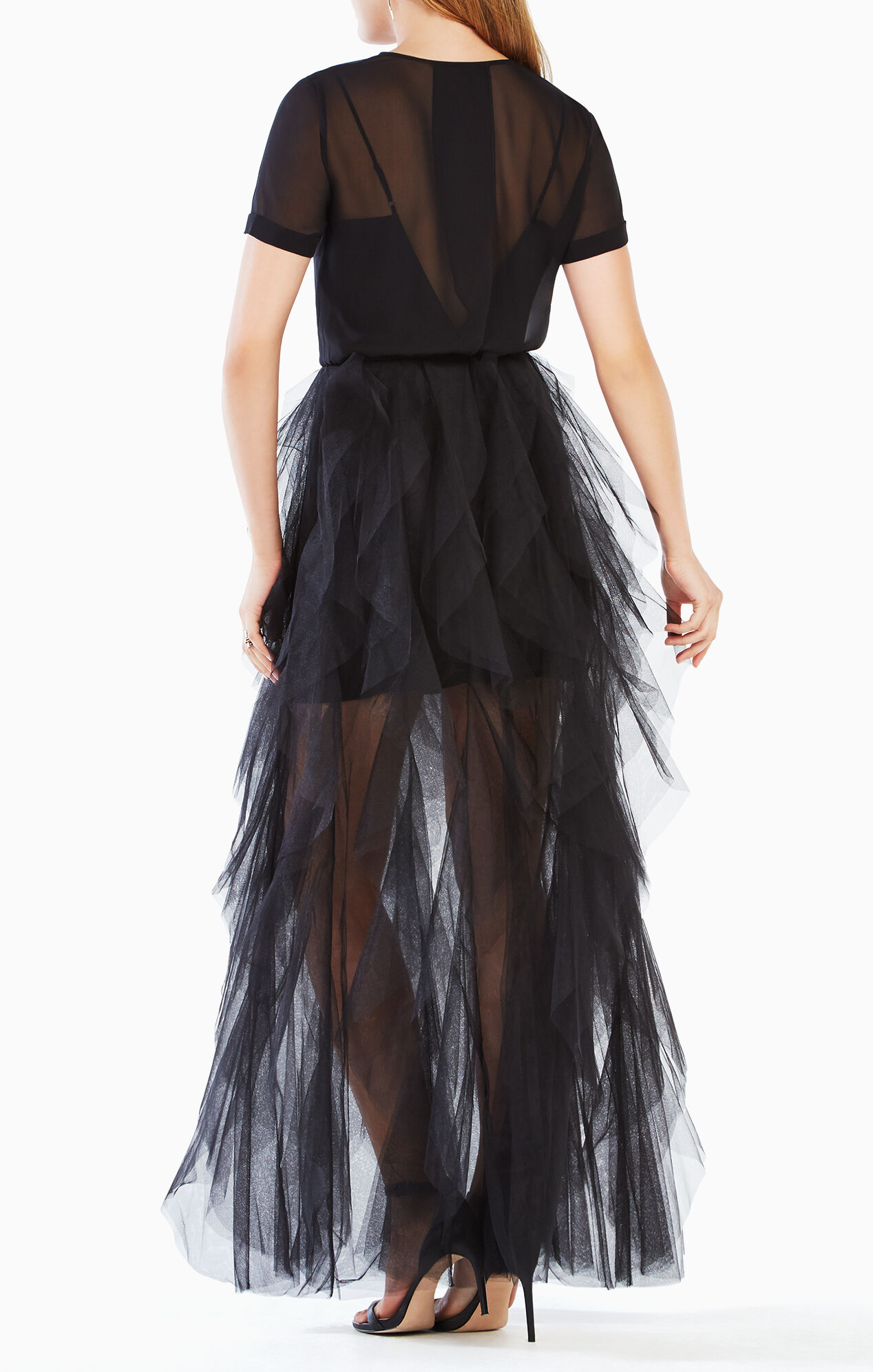 Tierra Tulle Gown