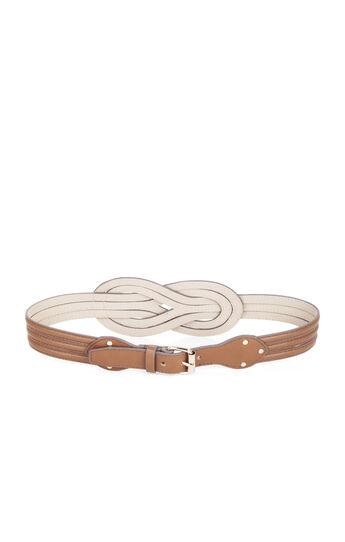 Knotted Waist Belt
