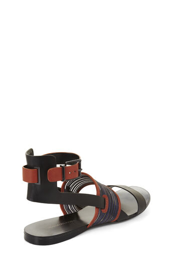 Rift Low-Heel Day Sandal