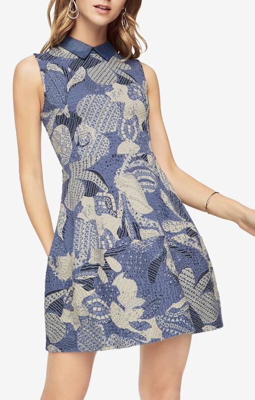 Bernice Floral-Print Dress