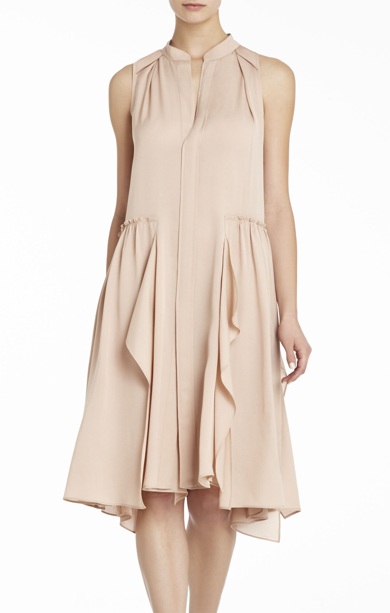 Runway Julian Silk Dress