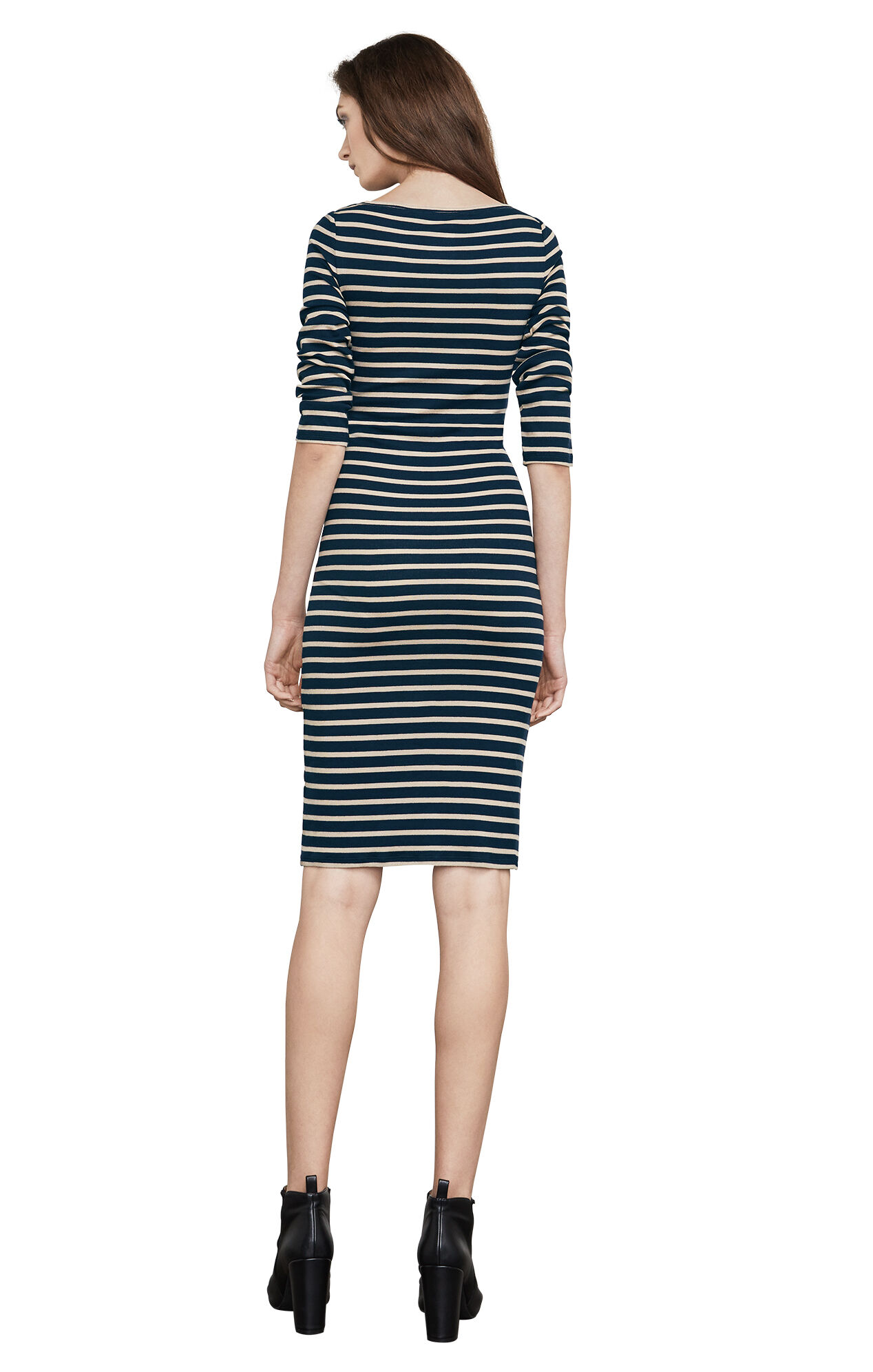 Briza Striped Dress