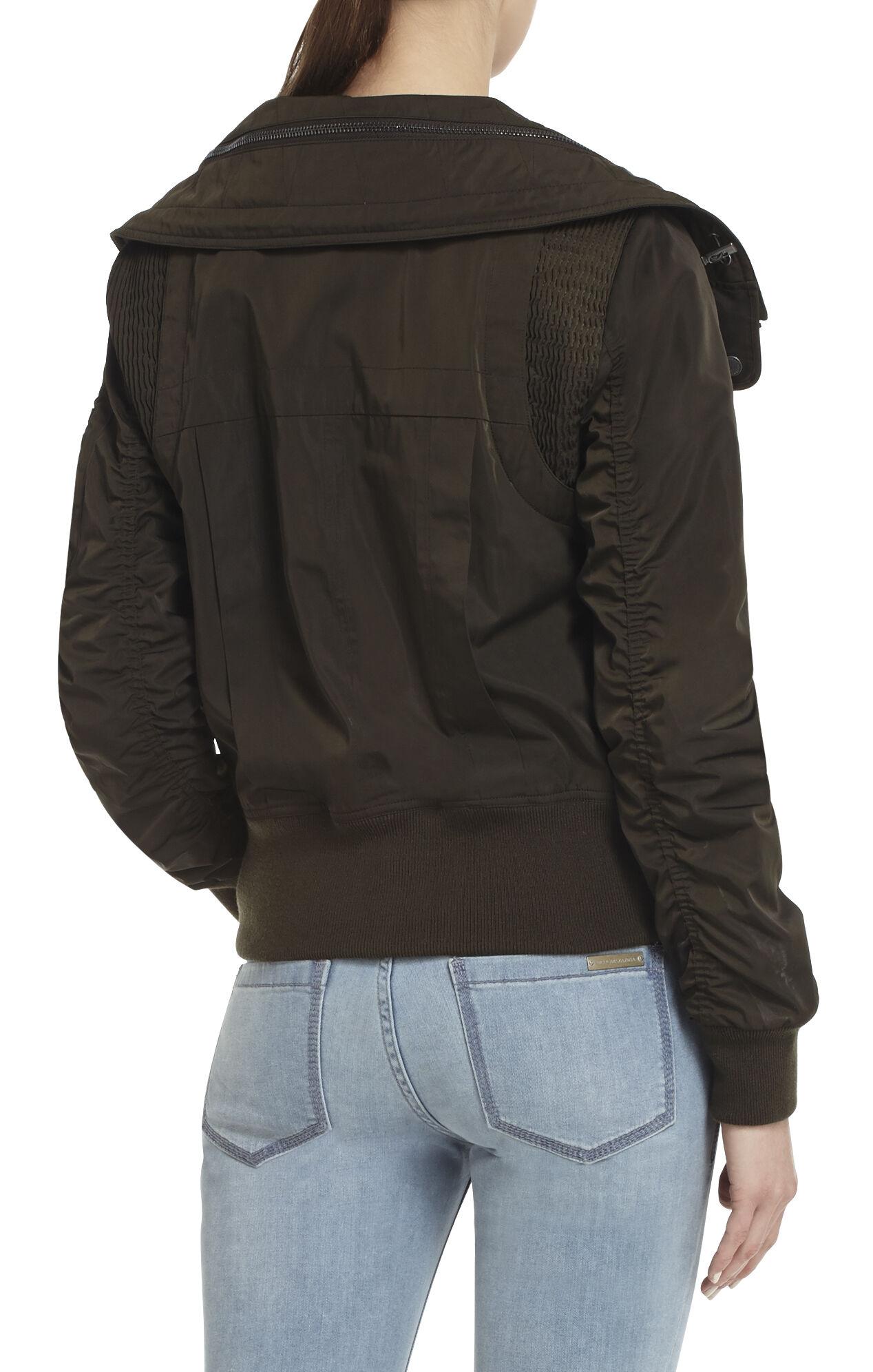 Lacy Bomber Jacket
