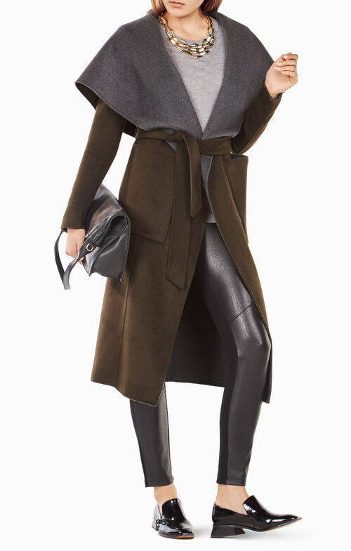 Chandler Wrap Coat