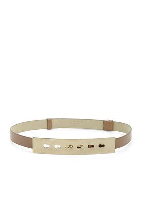 Plate Waist Belt