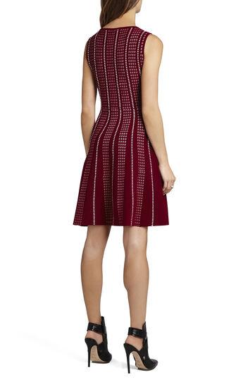 Victoria Sleeveless A-Line Dress