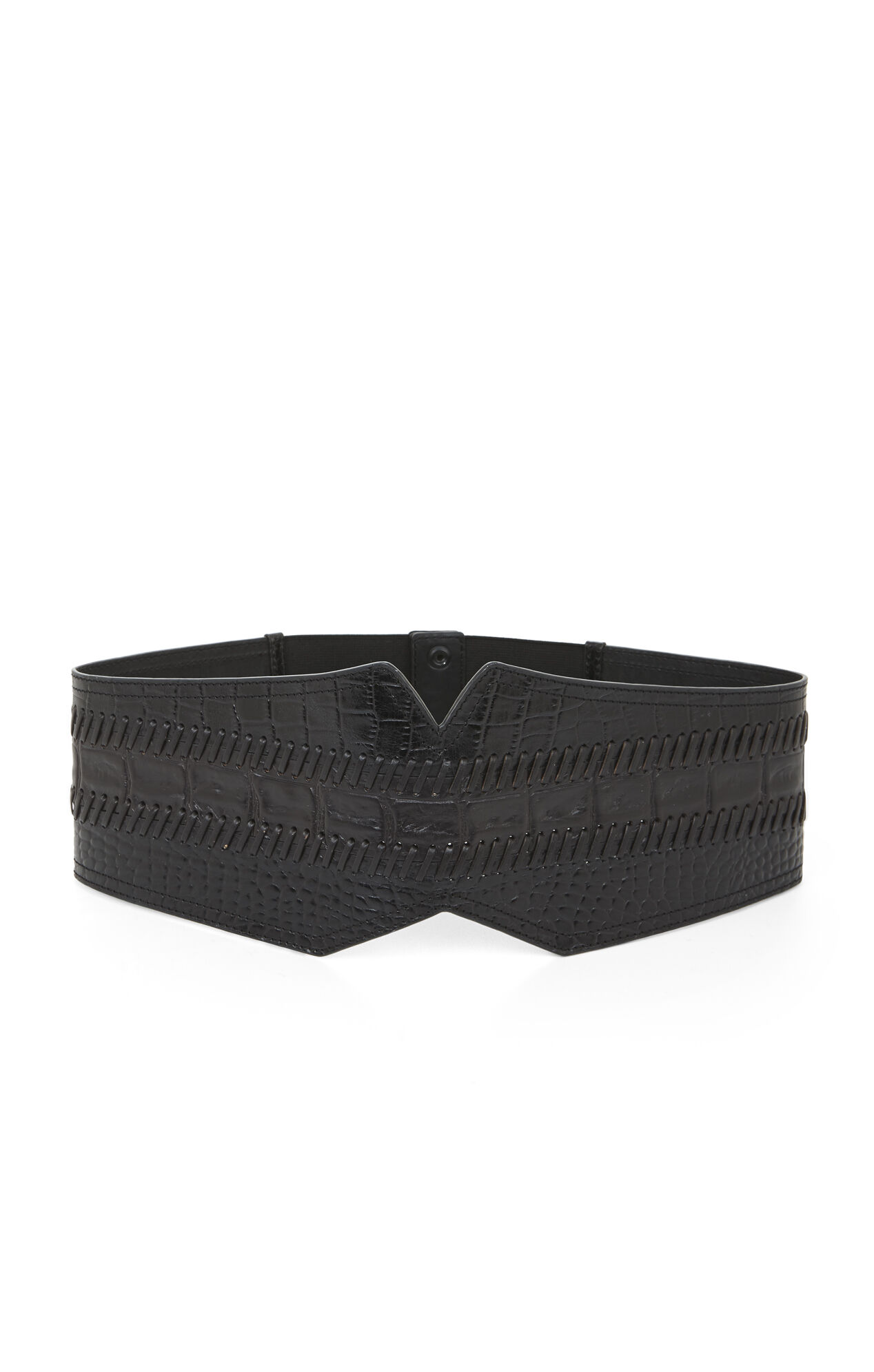 Large Croco Belt
