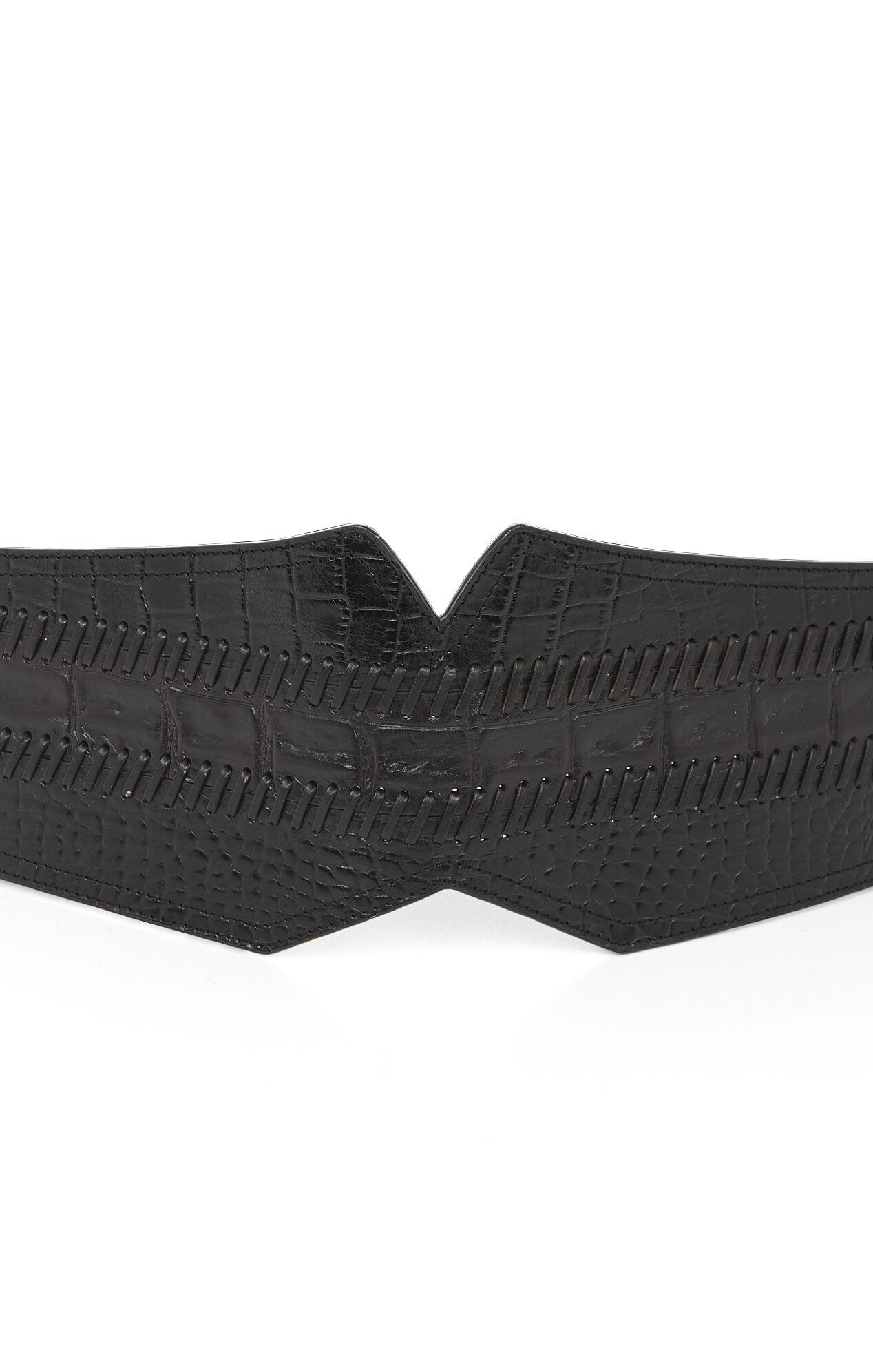 Large Croco Belt