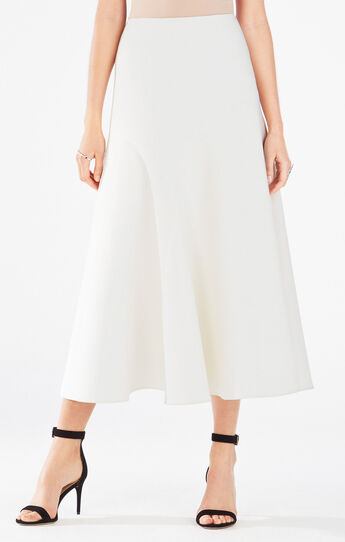 Sacha Asymmetrical Maxi Skirt