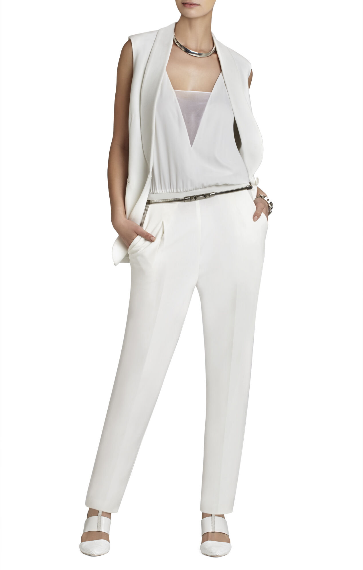 Waylen Sleeveless Jumpsuit