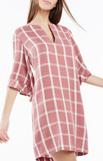 Tati Plaid Dress