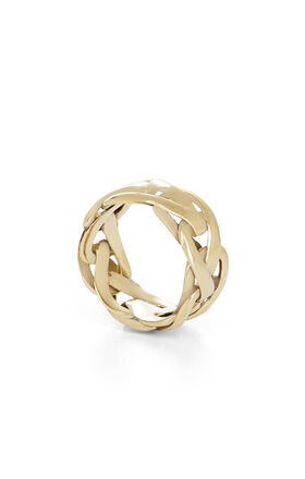 Rope Chain Ring