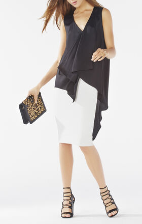 Cyprien Asymmetrical Top