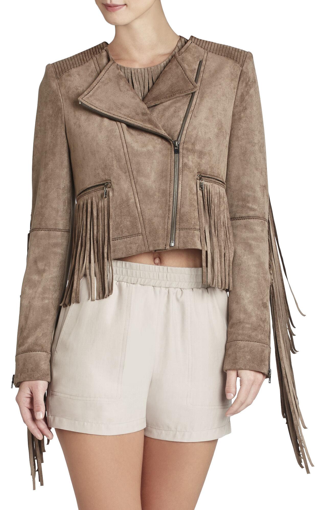 Brylee Fringe Jacket