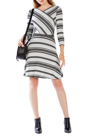 Kenji Striped Dress