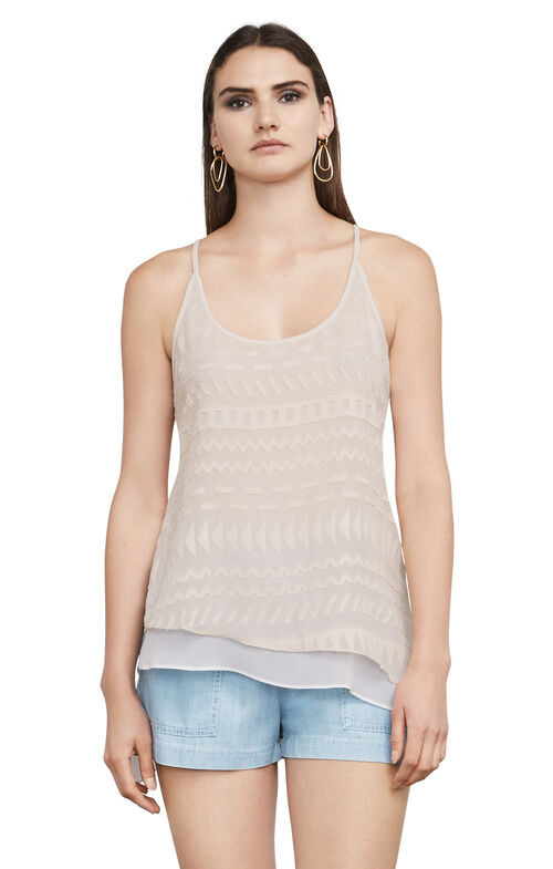 Emma Burnout Tank Top