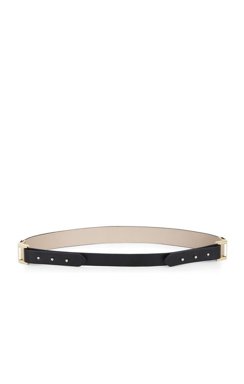 Cheetah Stud Fur Belt
