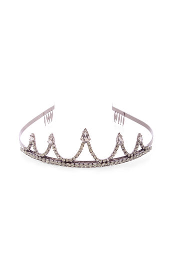 Pointed Stone Tiara