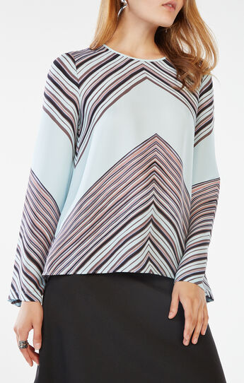 Cheri Striped Top