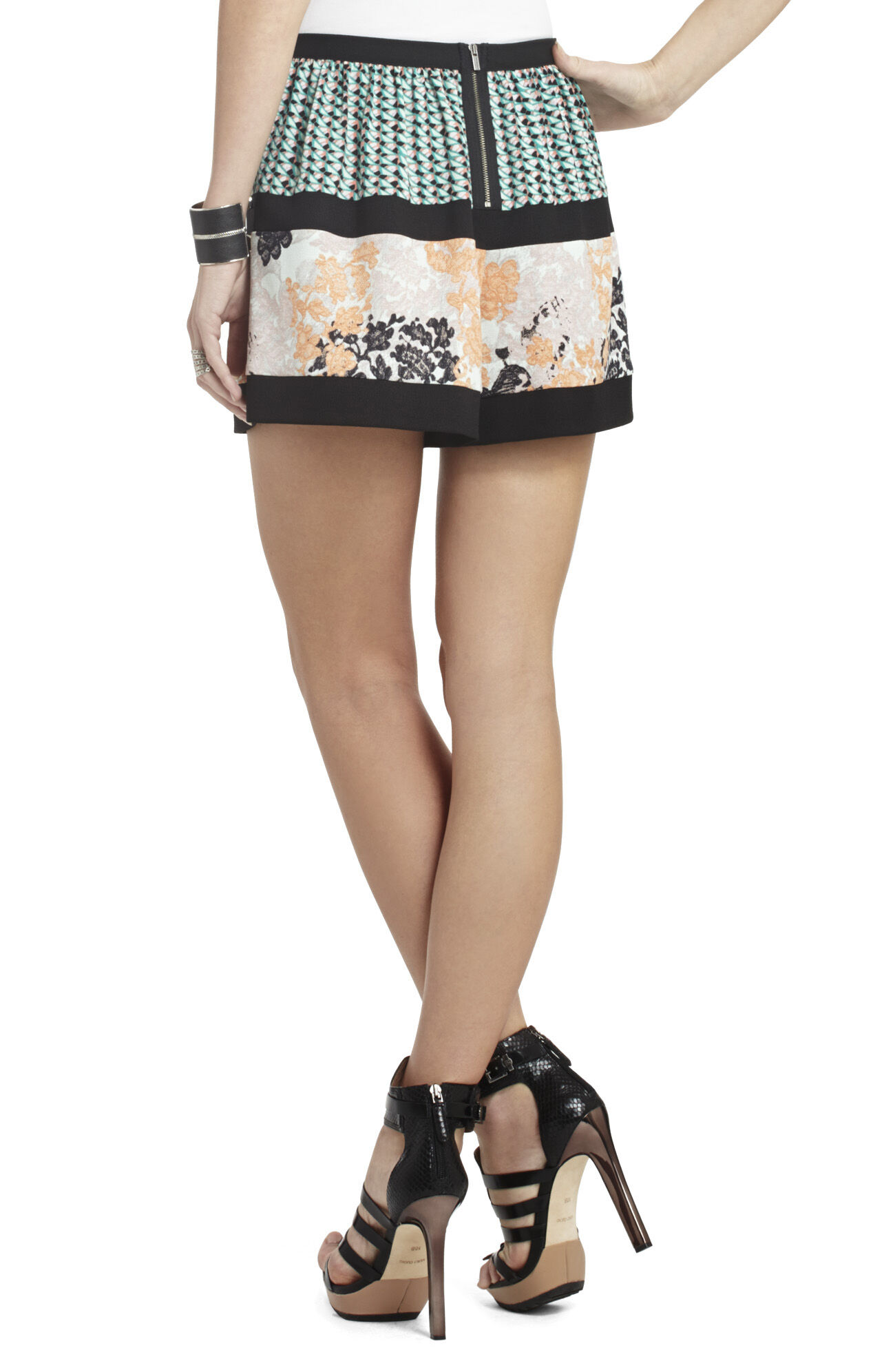 Annika Printed Play Shorts