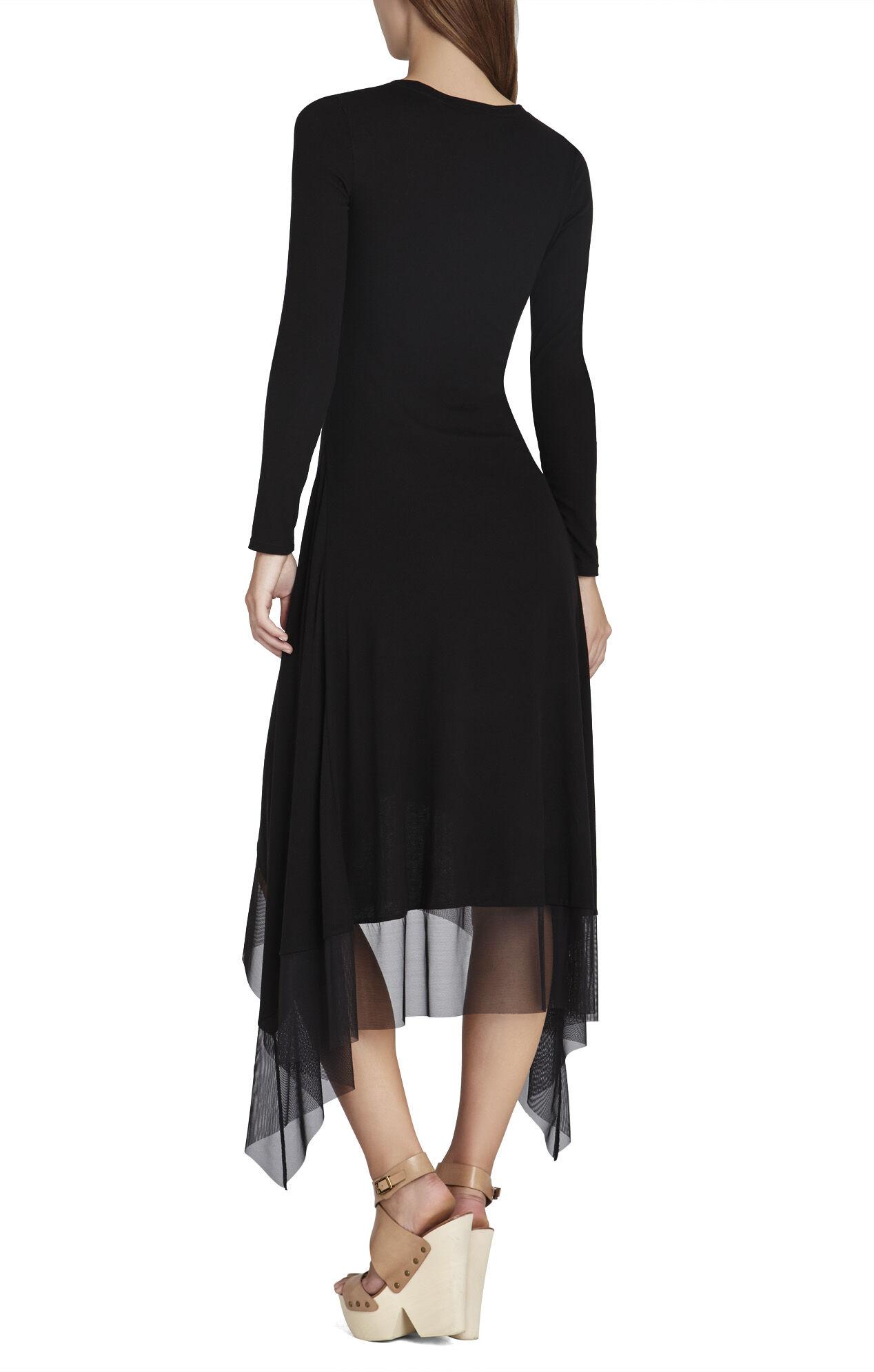 Tiffany Long-Sleeve Dress