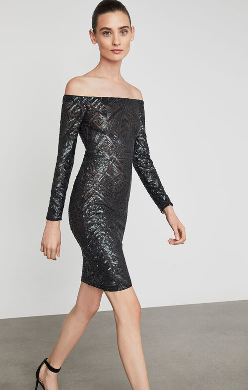 Eunice Sequined Dress
