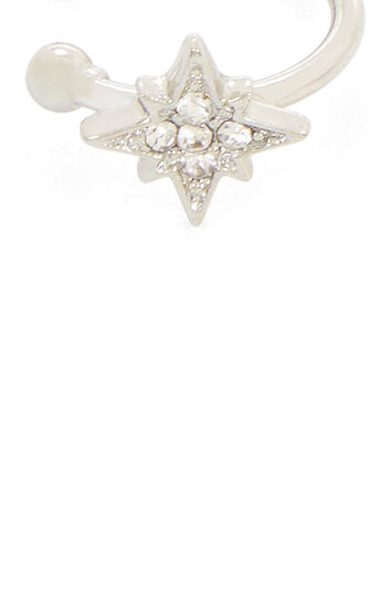 North Star Stone Ear Cuff