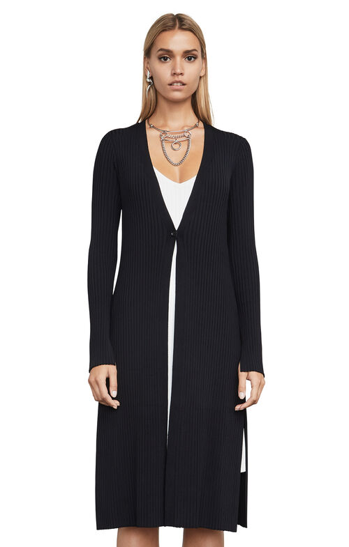 Ashis Ribbed Cardigan