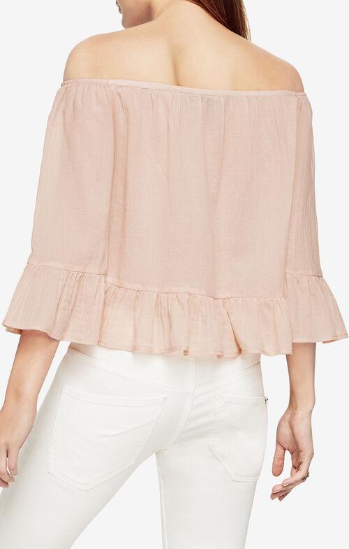 Britanee Off-The-Shoulder Top