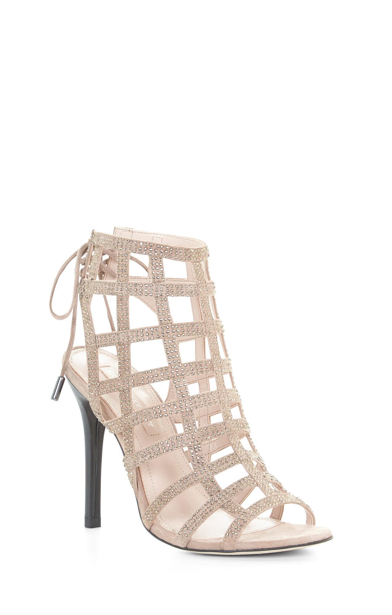 Lien High-Heel Caged Sandal