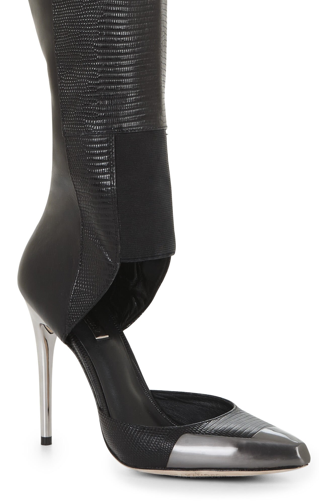 Runway Concorde High-Heel Thigh-High Boot