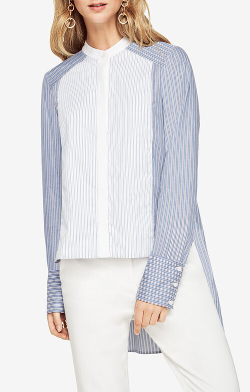 Wren Striped Shirt