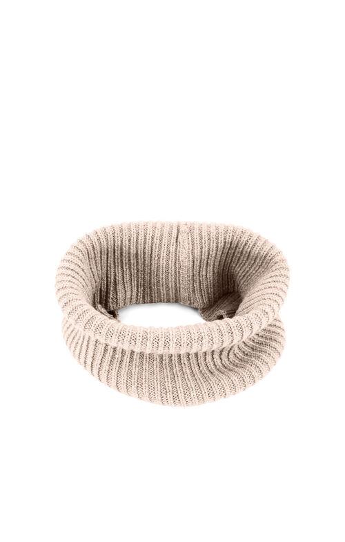 Milenna Wool Knit Neck Warmer