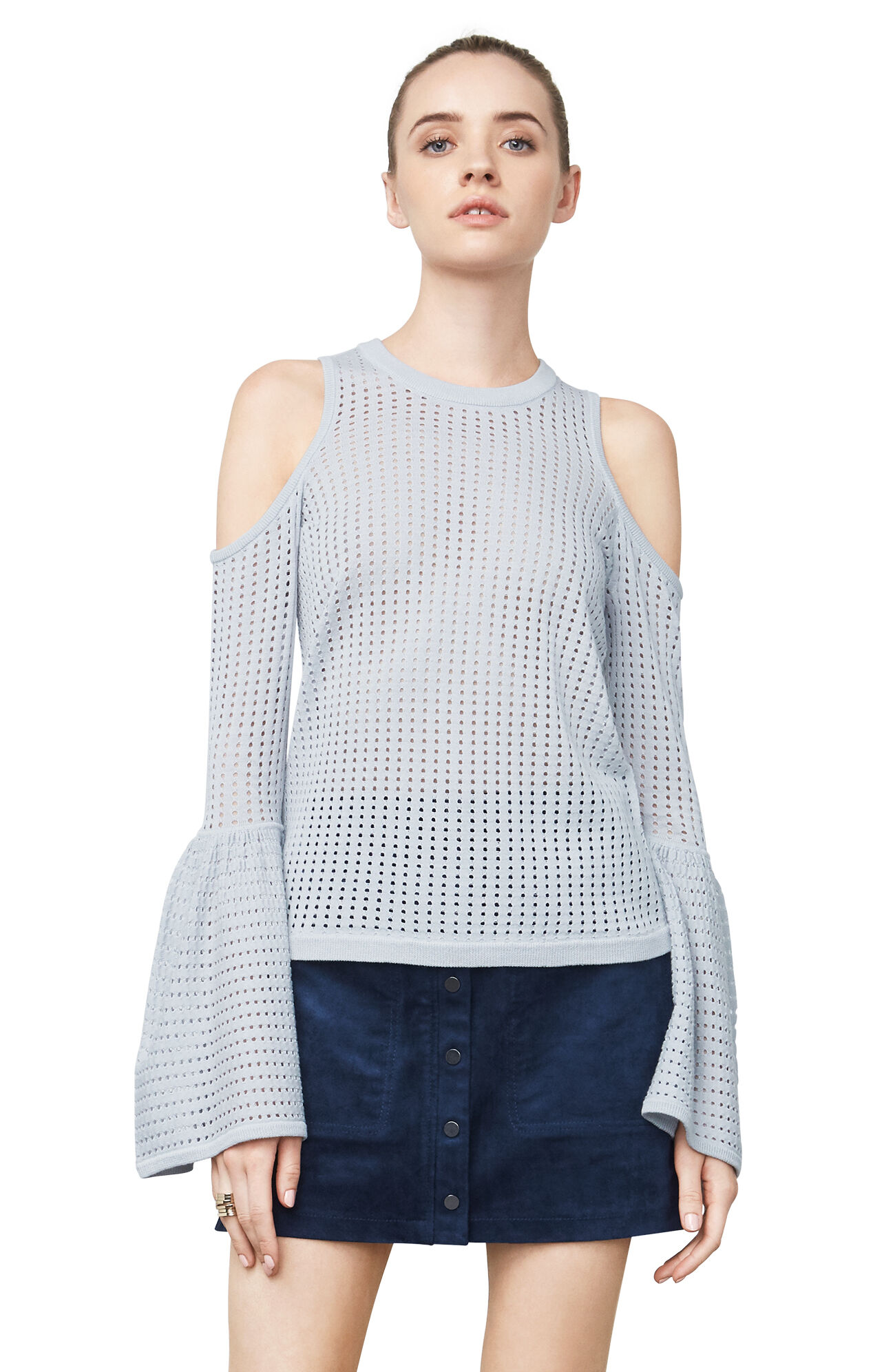 Lucia Cold-Shoulder Top