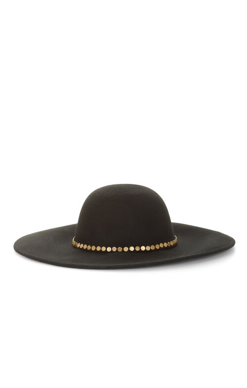 Studded Floppy Hat